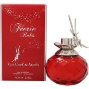Van cleef & arpels feerie rubis eau de parfum 100ml spray