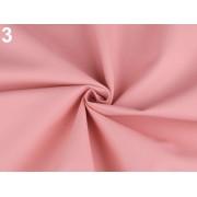 Ekobőr anyag táskákhoz, dekorációkhoz, 140cm/0.5m, rózsaszín, 380735-3