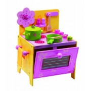 Djeco / My Cooker Wooden Play Oven