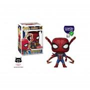 Iron Spider Funko pop exclusivo target