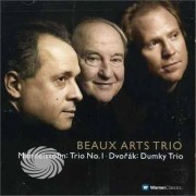 Video Delta Beaux Arts Trio - Dvorak : Piano Trio No.4, Dum - CD