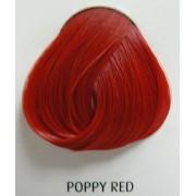culoare la par INDICATII - Mac roșu