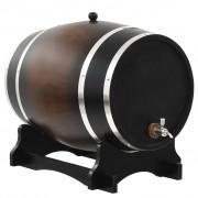 Sonata Бъчва за вино с канелка, борова дървесина масив, 35 л