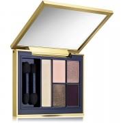 Estee Lauder Sombra de ojos Pure Color Envy Sculpting Eyeshadow, paleta de 5 colores, 7 g, en Currant Desire de