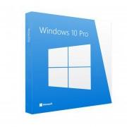Licencia Microsoft Windows 10 Pro 32-BIT/64-BIT OEM Español DVD