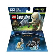 Warner Bros LEGO Dimensions Fun Pack Lord of the Rings Gollum Lord of the Rings Gollum Edition