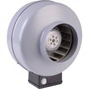 Radijalni ventilator 230 V 250 m3/h 10 cm Wallair 20 100 280