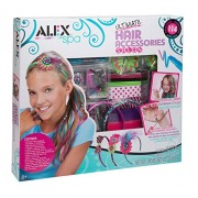 Alex Toys A722X Hair Accessories Salon Activity Kit, Multi Color
