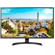Монитор LG 32UD59-B, 32 инча VA Panel Anti-Glare, 5 ms, 300 cd/m2, 4K 3840x2160, 60Hz, 2 HDMI 2.0, DisplayPort 1.2, AMD FreeSync, Tilt, 32UD59-B