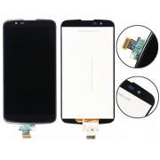 Дисплей + Тъч скрийн за LG K8 Черен