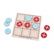 Joc educativ X si Zero, dezvolta gandirea strategica, 3 ani+