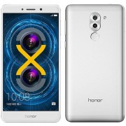 "Huawei Honor 6X 5.5"" IPS 12MP 3G LTE+32G Android 6.0 Smartphone-Silver"