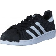 adidas Originals Superstar Core Black/Ftwr White/Ftwr Whi, Skor, Sneakers & Sportskor, Sneakers, Svart, Herr, 42