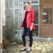 Pixie Heart 大人マウンテンパーカー【QVC】40代・50代レディースファッション