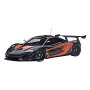 AUTOart 1/18 McLaren P1 GTR Dark Gray / Orange Finished Item