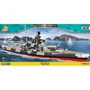 COBI Klocki COBI 4809 Battleship Tirpitz. Niemiecki pancernik