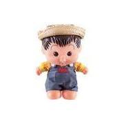Boneco Turma da Mônica Bonitinho Chico Bento - Multibrink
