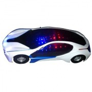 3D Light And Sound Battery Operated Car
