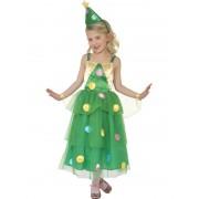 Costum Craciun Copii Bradut Fete