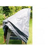 Bio Green BioGreen Schutzhülle für Stühle silbergrau;