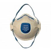 Respirátor FFP2 s výdychovým ventilom