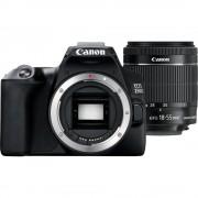 Canon Eos 250d + 18-55 F/4-5.6 Is Stm - Nero - 4 Anni Di Garanzia In Italia