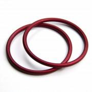 Inele pentru sling Red- 87mm, Didymos (2 buc)