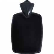 Geen Zwarte waterkruik 1,8 liter zonder hoes