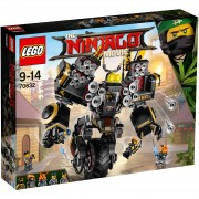Lego The LEGO Ninjago Movie: Robot sísmico (70632)