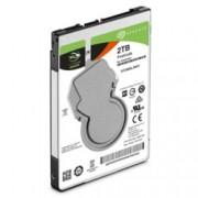 "2TB Seagate FireCuda SSHD, 8GB MLC, SATA 6Gb/s, 5400 rpm, 128MB, 2.5"" (6.35cm)"