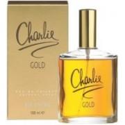 Revlon Charlie Perfume Bottle Gold