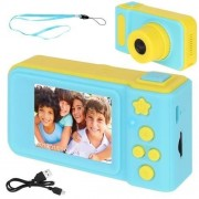 Dětský digitální fotoaparát 2GB modrá