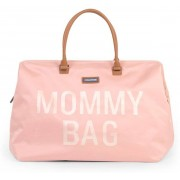 Childhome Mommy Bag groot roze