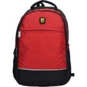 Blowzy backpacks Waterproof 21 L Laptop Backpack(Red)