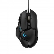Mouse, LOGITECH G502 HERO Proteus Spectrum RGB, Gaming (910-004075)