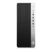 HP EliteDesk 800 G3 TWR/ 250W Platinum / i7-7700 / 8GB / 256GB SSD / W10p64 / DVD-WR / 3yw / USB Slim kbd / USBmouse / VGA Port