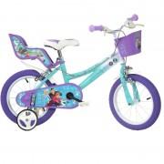 Bicicleta pentru copii Dino Bikes Frozen, 16 inch