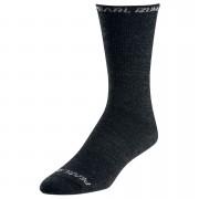 Pearl Izumi Elite Tall Wool Socks - Black - XL - Black