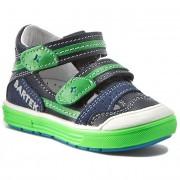 Félcipő BARTEK - 81885-X81 Kék Zöld