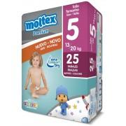Moltex Pañales Moltex Premium T5 (13-20 Kg) 25 Uds