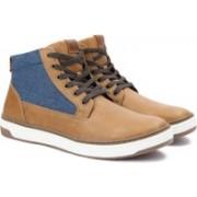 ALDO CEARA Sneakers For Men(Brown)