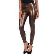 INTIMAX LEOPARDO LEGGING BROWN S/M