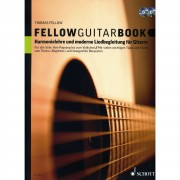 Schott Music Fellow Guitar Book Fellow, Buch, CD und DVD