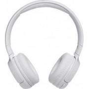 Casti audio On-ear JBL Tune 500 BT, Wireless, Bluetooth, Pure Bass Sound, Hands-free Call, 16H, Alb