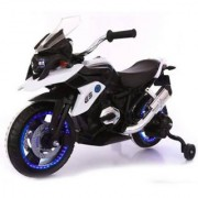 Oh Baby Baby Battery Operated Bike Original Music System With LED Lights WHITE Color For Your Kids SE-BOB-37