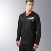 Мужчины- Худи Workout Ready Elitage Group Full Zip