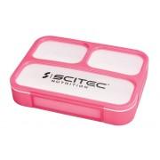 Pink ételhordó doboz - Scitec Nutrition