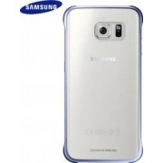 Skin Clear Samsung Galaxy S6 Edge G925 Blue Black