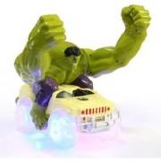 Hulk 360 Degree Stunt Car
