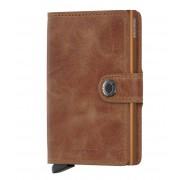 Secrid Pasjes portemonnees Miniwallet Vintage Bruin